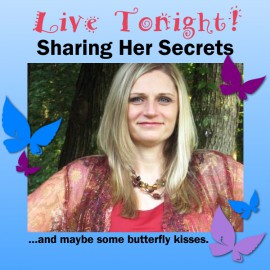 Live Tonight Diane Is Sharing Her Secrets