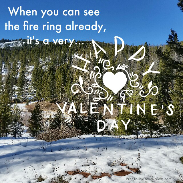 Valentine's Day In Montana