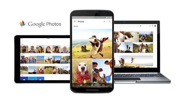 Google Photos Announced Today – Get Unlimited Photo Storage