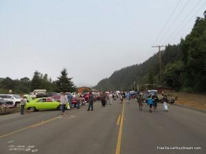 salmon festival classic car show
